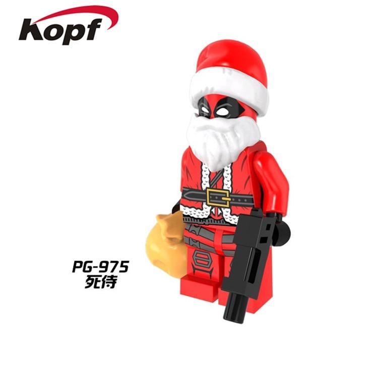Pg974 Single Sale Building Blocks Christmas Figures C3po C-3po Bricks Super Heroes Action Figures Children Toys Christmas Gift Blocks Toys & Hobbies