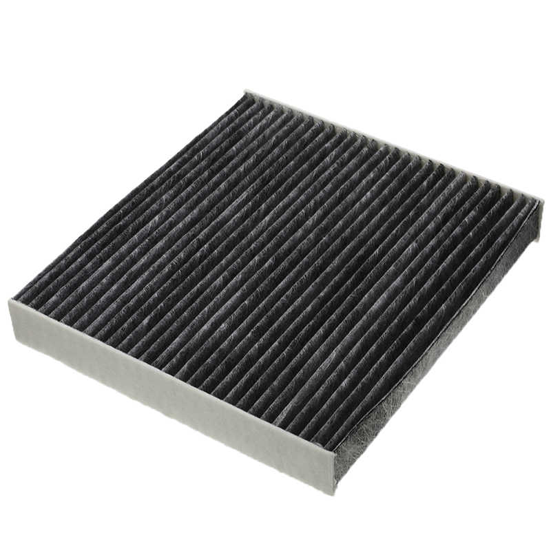 Car Air Conditioning Carbon Fiber Cabin Air Filter For Toyota Camry RAV4 Matrix Avalon Sienna 87139-50060 87139-YZZ08
