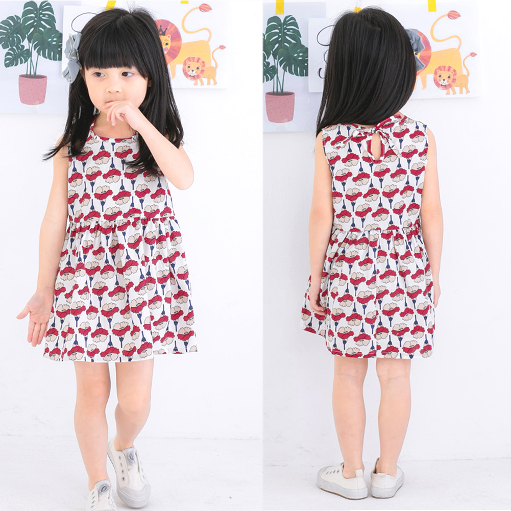 31006f9bf Aliexpress.com   Buy 2017 New Summer Cute Dresses Kids Children ...