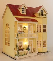 подарок на день рождения поделки ручной работы мини-мебель карманные - размер домик при ручной сделано кукла модель дома