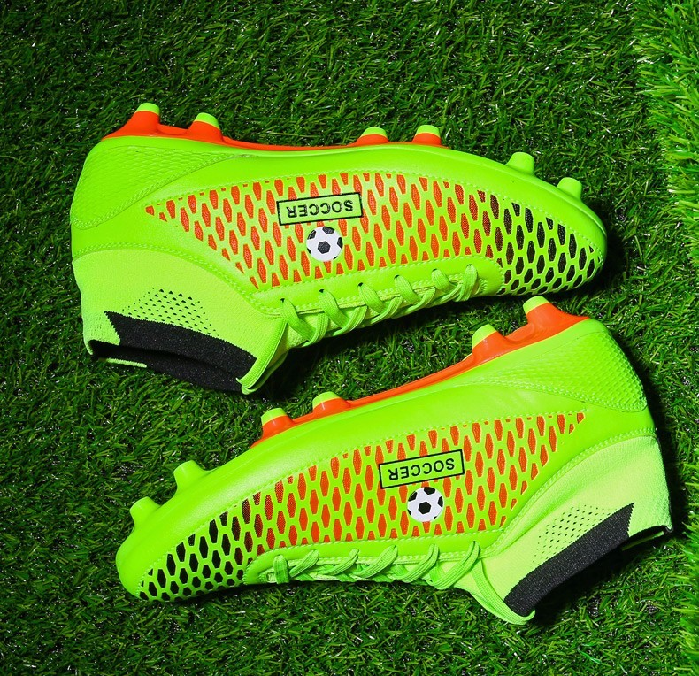 High Ankle Football Boots Kids Botines Botas Futbol 2017 Youth Superfly Soccer Sports Shoes Outdoor Training Sneakers Hot Sale10