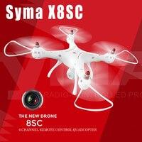 Syma X8SC с 2MP HD Камера 2,4 г 4CH 6 оси высота Удержание Headless режим Мультикоптер Дрон RTF