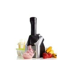 JamieLin 1.5L Electric DIY Fruit Ice Cream Machine Kitchen Tools 220 240V Ice Cream Maker Child DIY Household Ice Machine