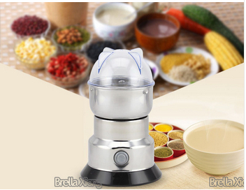 ФОТО New arrival Electric Coffee Grinder machine, Coffee miller,Intelligent stainless steel