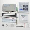 396 LBs Kit Eléctrico Bloqueo de La Puerta Magnética ID Card Control System Password de Acceso
