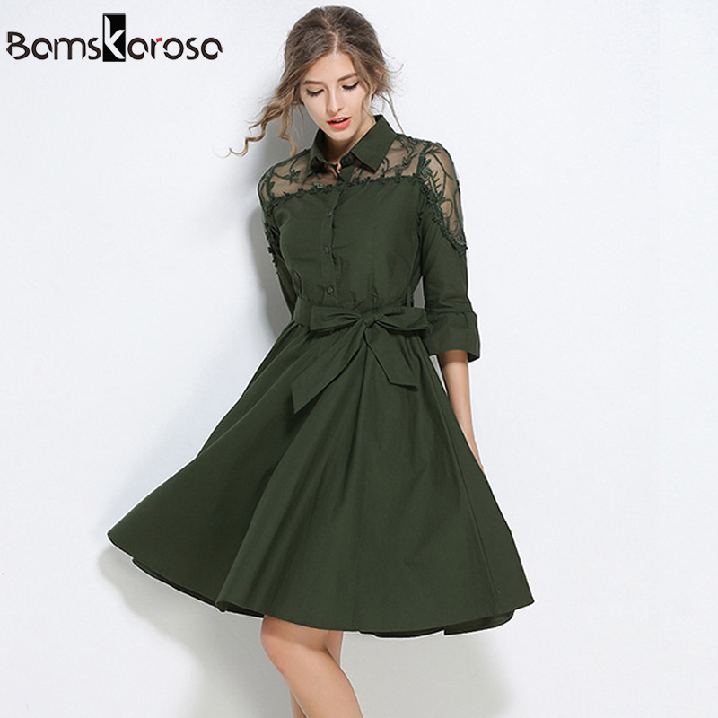 Everyday Casual Dresses Women Autumn 2019 NewArrival