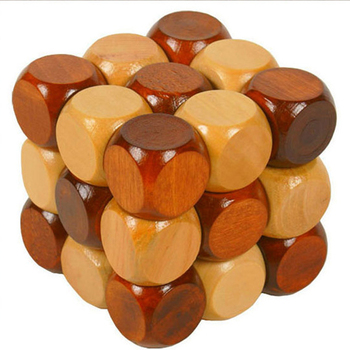 Classic Fun 3D Wooden Puzzle Combination Model Educational Puzzle Toys Leisure Wooden Toys For Children A Hobby Gift Magical Toy wooden animal gear game combination rotating gearwheel children educational toys hand eye interaction kids fun puzzle toy
