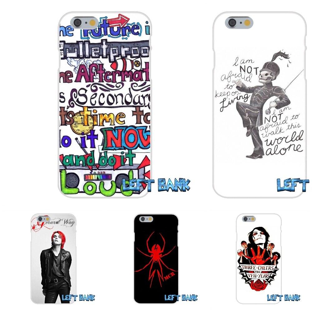 For Samsung Galaxy A3 A5 A7 J1 J2 J3 J5 J7 2015 2016 2017 Gerard Way My Chemical Romance MCR Silicon Soft Phone Case