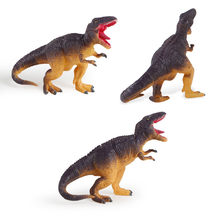 Dinosaur set figurines Creative Simulation Dinosaur Toy Model Deformed Easter Dinosaur Egg Collection Easter Toys Gift D300116(China)