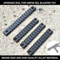 Zhenduo Toy UMP 45 Metal Rail Gel Ball Gun Accessories Free shipping