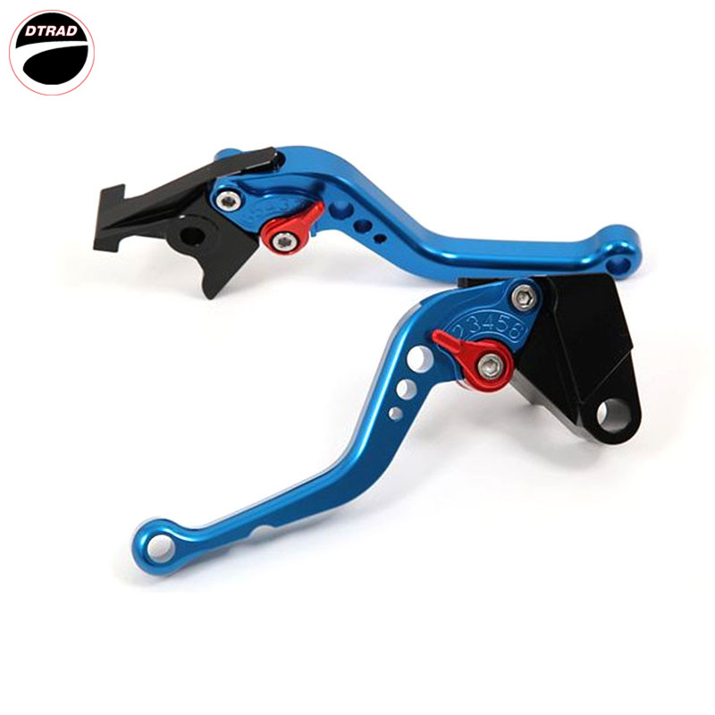 a071d7df812d Motorcycle Brake Clutch Levers For Kawasaki ZZR600 05-09  ZX-6R ZX636 ZX-6RR ZX599 2000-2004 8 Colors