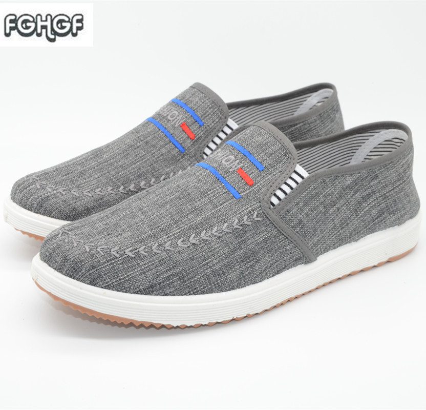 Cloth Shoes Men Shoes Casual Sneakers