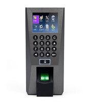 ZK F18 отпечатков пальцев пароль клавиатура контроля доступа и учета рабочего времени rfid замок двери бесплатно 5 шт. ID карты