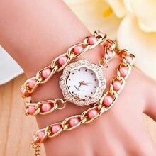 Mulheres Relógios Top de Luxo Da Marca Senhoras Relógio de Quartzo para Os Amantes Da Menina Relógio de Pulso Relogio Feminino