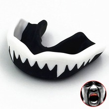 Professional Mouth Guard Adult Karate Muay Safety Soft EVA Protective Teeth Sport Football Basketball Thai Boxing