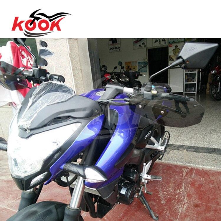 Transparente ATV Off-road dirt pit bike Protección moto protector de - Accesorios y repuestos para motocicletas - foto 6