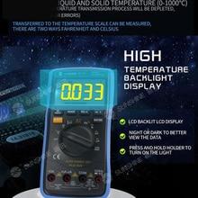DT 17N Auto Range lcd display Multimeter Digital Multimeter ist 35/6 automatische digital instrument
