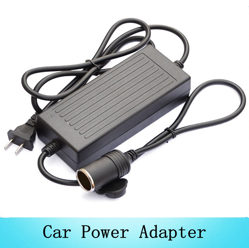 AC110V 220V to 12V Car Power Converter 10A car Cigarette Lighter Socket 120W Power Adapter 5 pcs lot car adapter dc11 5 35v to 12v 3a 36w power socket dc 12v car socket cigarette lighter female socket