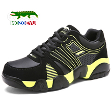 2016 Spring Autumn Wholesale and Retailers Walking Shoes Men Personalized Fitness Health Casual Men Women Shoes Masculino Male