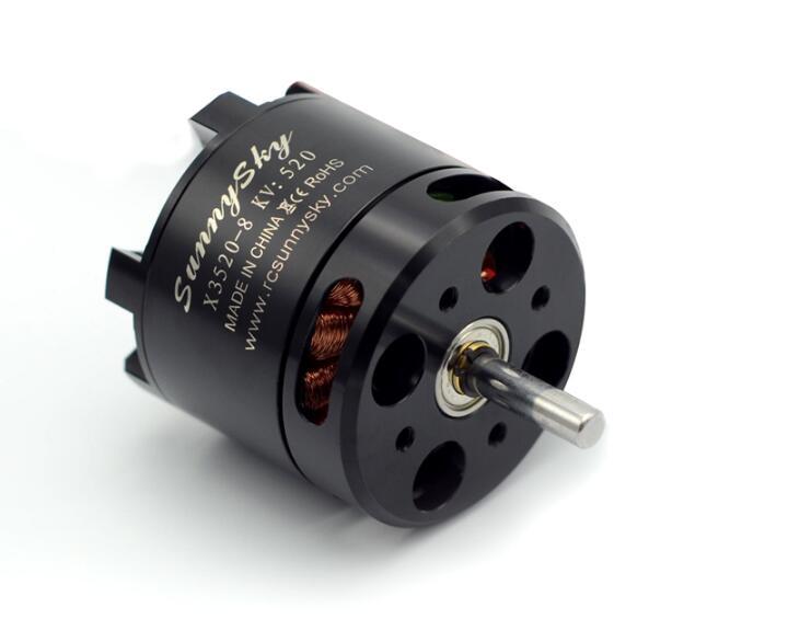 Sunnysky X3520 KV520 KV720 KV880 6 S moteur sans balai pour drones RC modèles FPV quadrirotor - 3