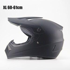 Image 2 - Cool Motorcycle Cross Country Helmet Men And Women Battery Car Helmet Mountain Bike Full Helmet
