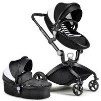Europese Vouwen Luxe Baby Paraplu Auto Vervoer Kid merk Buggy Wandelwagen Kinderwagen Stijl Reizen Wagon Draagbare Lichtgewicht hotmom