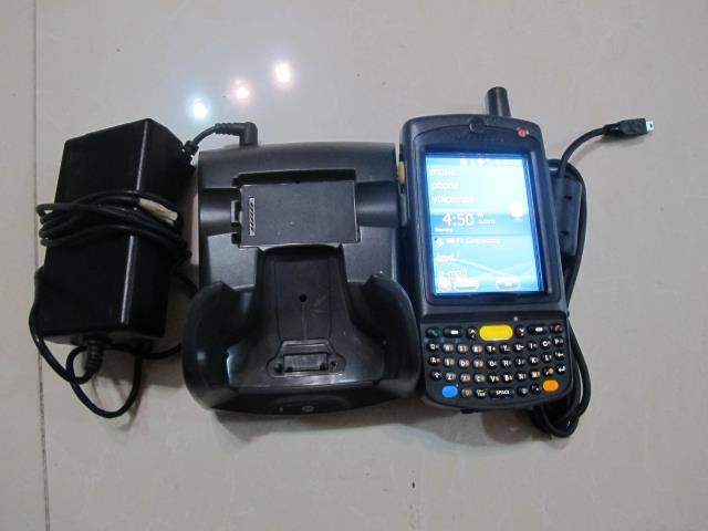 Used For Motorola Symbol Mc75a Mc75a6 Wireless 2d Barcode Scanner