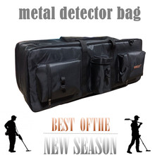 Outdoor Advanture Big Capacity Carrying Bag for Metal Detectors Bag Tool Storage Tool Bag Backpack Canvas Tool Pouch