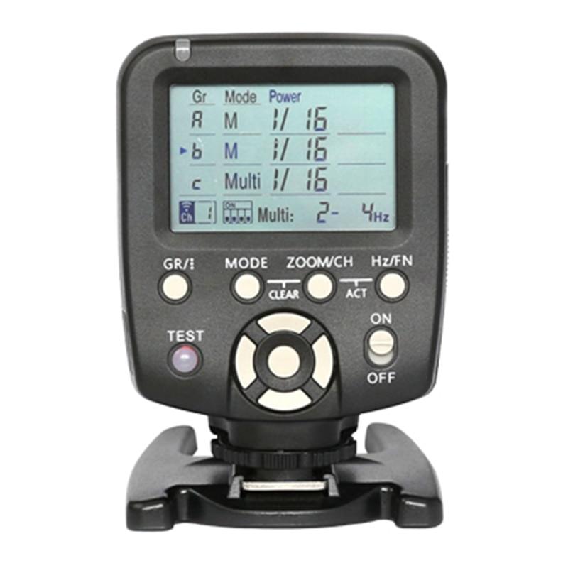Yongnuo YN560-TX Wireless Flash Controller FOR YN-560III YN560 IV YN-560TX Flash Speedlite for Nikon D100 D90 D80 D3000 D5000 D3 tc n3 1 1 lcd camera timer remote controller for nikon d90 d5000