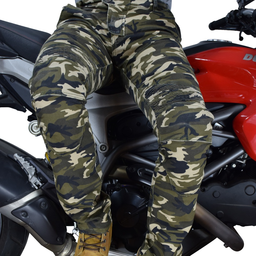 GHOST RACING NEW Motorcycle Men's Biker Jeans Protective Gear Motocross Motorbike Racing Breathable Pants Straight Trousers 7inch round halo headlights 45w wrangler jk high low beam headlamp 7 angel eyes projector head light for jeep land rover