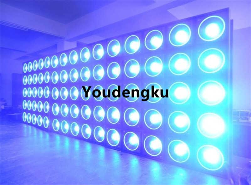 5x5 25x30w 3in1 RGB Led Beam Matrix Stage Light 5 eye led matrix light