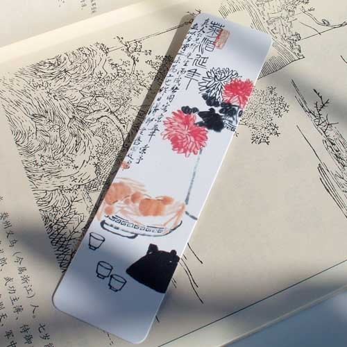 Classical exquisite bookmark gift vintage chinese style