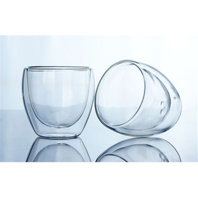 Cool Stuff 2018 New And Fashion Classic 150 or 250 or 350 or 450ML Glass Double Wall Transparent Coffee Cups Insulate Office Tea 3