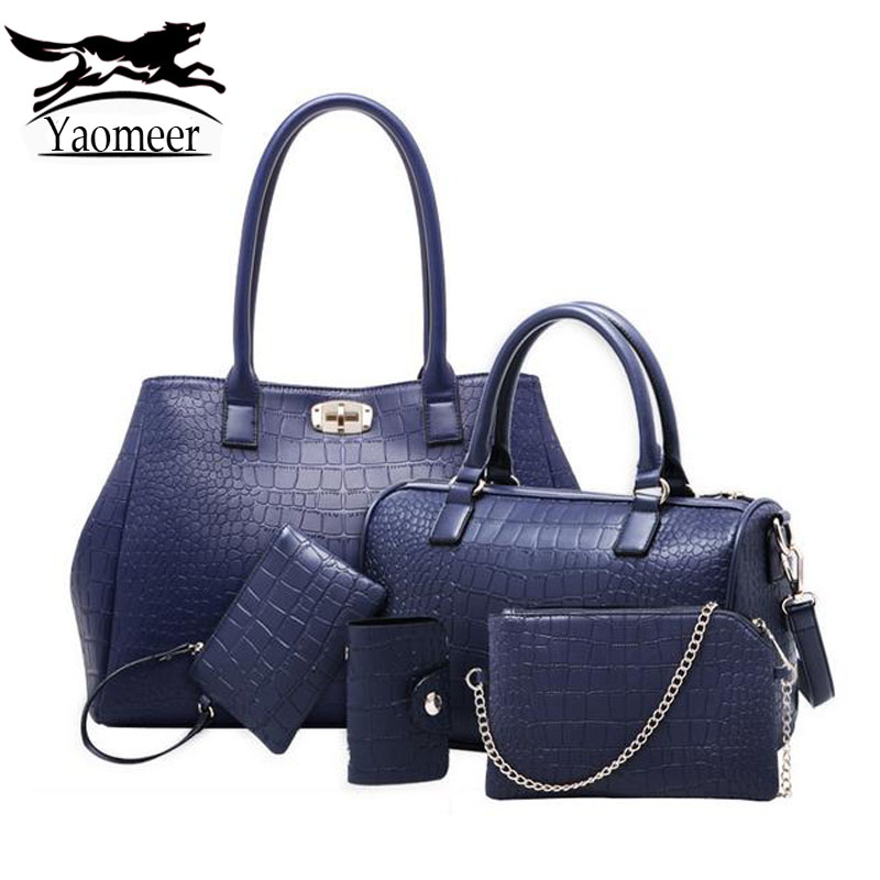 Luxury Chain Bags Female Handbags Women Famous Brands Shoulder Messenger Bags Sets Fashion Designer Tote Pu Leather Clutch Purse punk rivet handbags women bags designer brands shoulder bags chain messenger bag clothes shape black tote bolsas femininas a0337