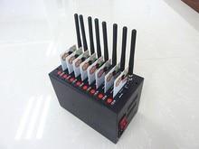 8 портов wavecom q2403 модемный пул для сыпучих отправка смс и мобильной подзарядки с интерфейсом Usb модем кабо