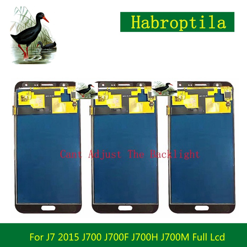 5 5 For Samsung Galaxy J7 2015 J700 J700F J700H J700M Full Lcd Display With Touch