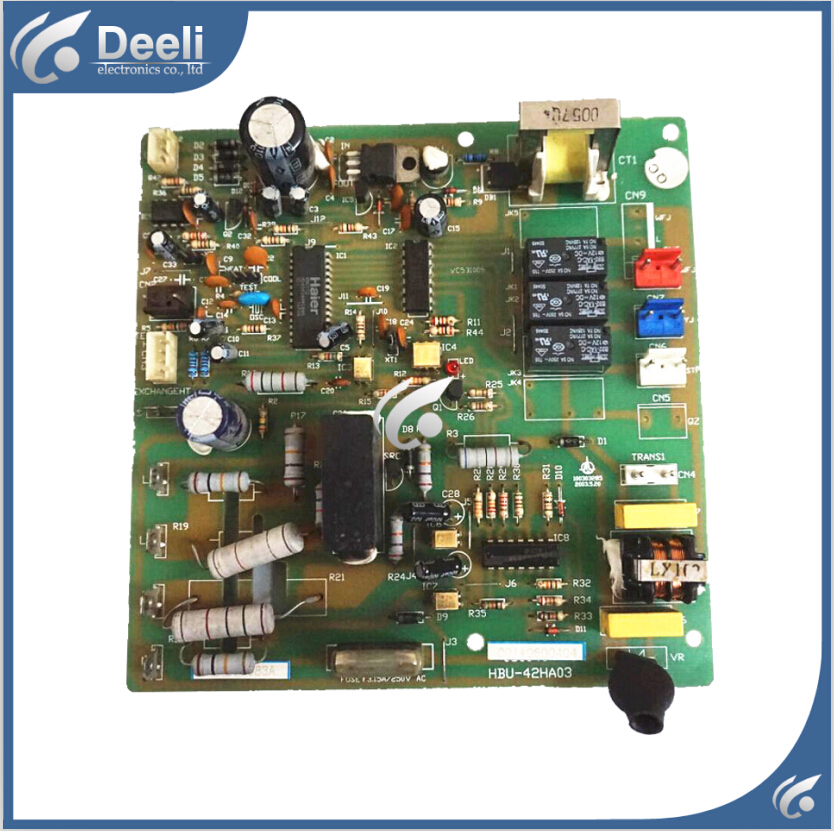 ФОТО 95% new good working for air conditioning board 001A0600404 HBU-42HA03 0600404 circuit board