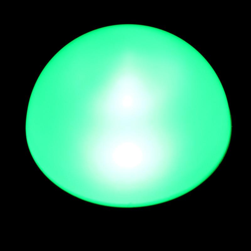 E27 RGB LED Bulb 22