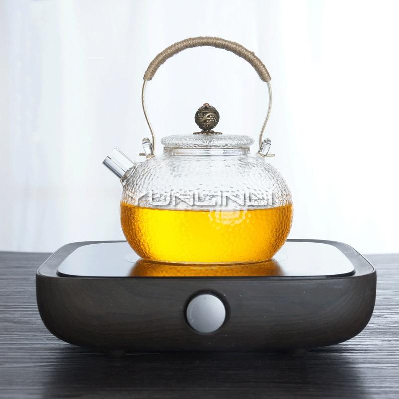 Electric Tea Stove 1250W Electrothermal Furnace Household Tea Pot Heater S3