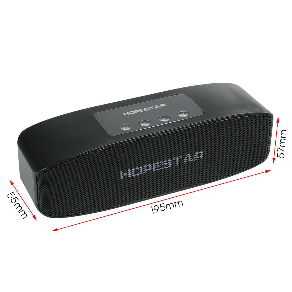 TOPROAD 16 Вт большой мощности беспроводной Bluetooth динамик 2400 мАч power Bank глубокий бас звуковой сабвуфер стерео динамик s TF FM для телефона ПК