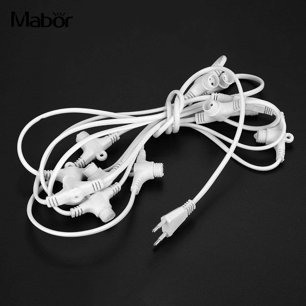 Waterproof Light String Accessory Lamp Wire Meteoric Shower Lamps Newly