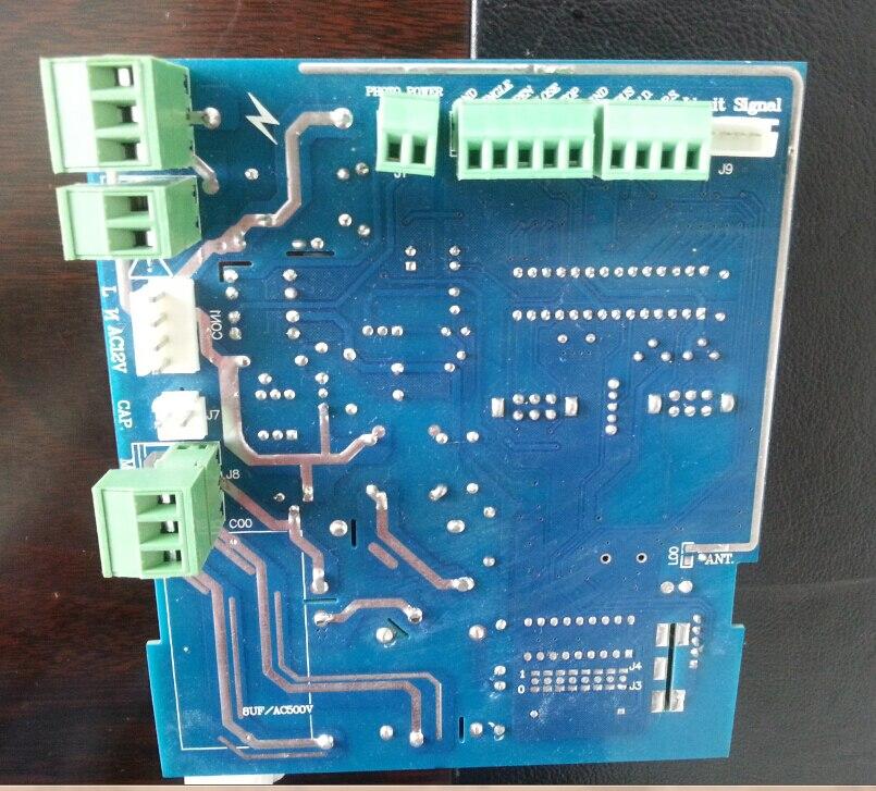 ФОТО Circuit board for sliding gate opener