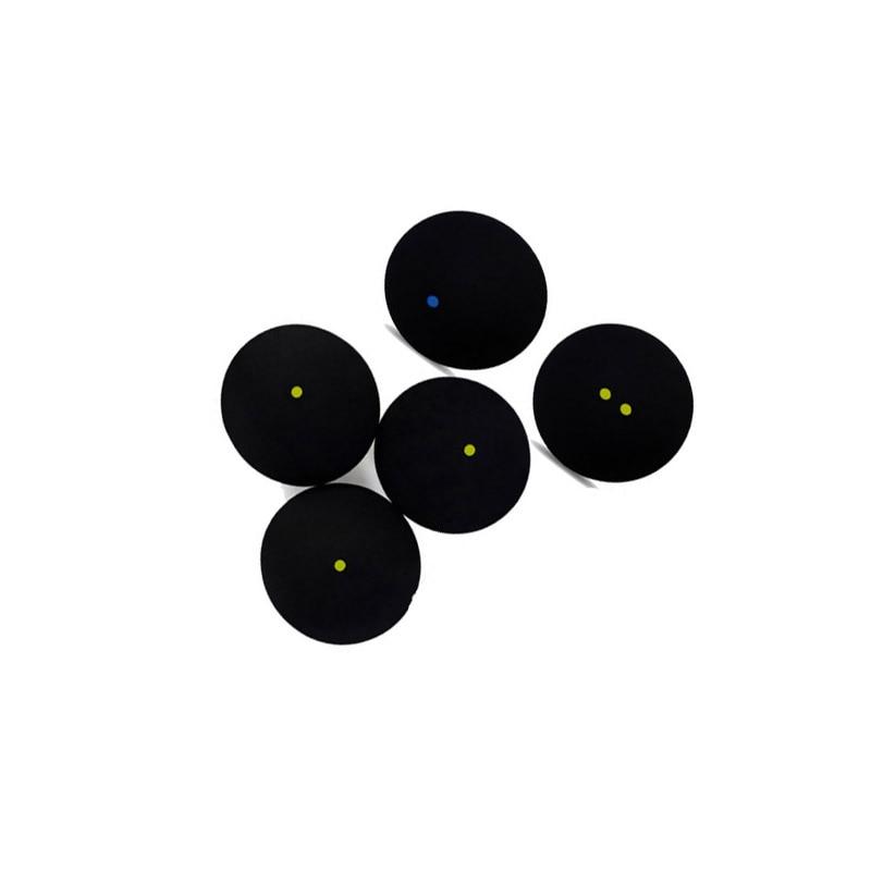 Dynamisch Qualität Squash Ball Einzelne Blaue Dot Einzelne Gelbe Dot Zwei Gelbe Punkte Standard Britischen Squash Bälle Langsam Schnelle Auf Ayanway Ruf Zuerst