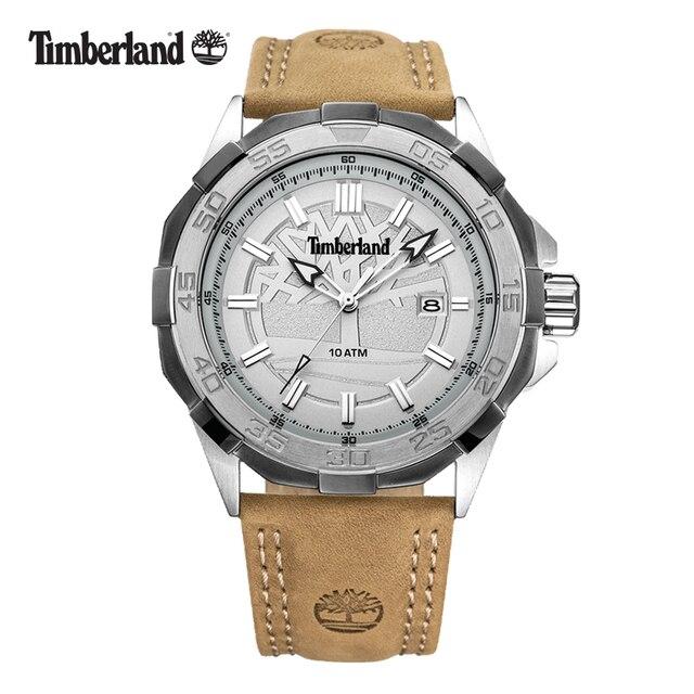 Original Men's Quartz Multi-Function Calendar Water Resistant Watch