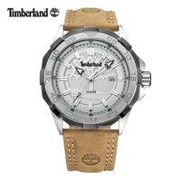 Часы Timberland оригинальный Для мужчин s кварцевые Лидер продаж многофункциональный календарь водонепроницаемость до 330 футов Для мужчин смотр