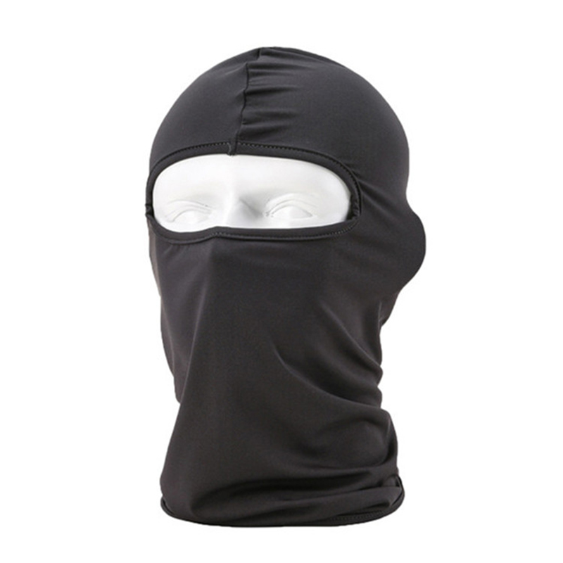HEROBIKER Outdoor Sports Neck Face Mask Moto Winter Warm Ski Snowboard Wind Cap Police Cycling Balaclavas Motorcycle Face Mask