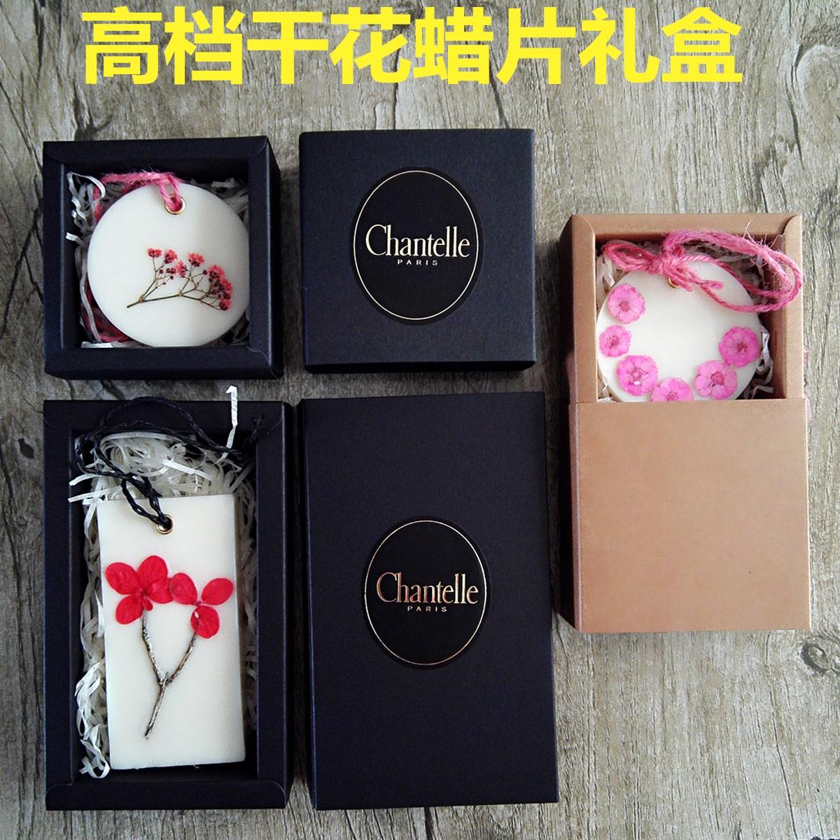 Bricolaje Velas de cera de soja e incienso Flor hecha a mano kaarsen - Decoración del hogar - foto 3