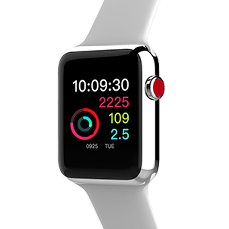 Bluetooth Smart Watch NEW Upgrade Series 3 SmartWatch Case for Apple iOS iPhone Xiaomi Android Smart Phone vs   Apple Watch 3 new lf17 smart watch