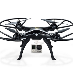 Huanqi H899 6 axis Gyro Headless Mode RC Quadcopter RTF 2 4GHz for Gopro 4 Gopro