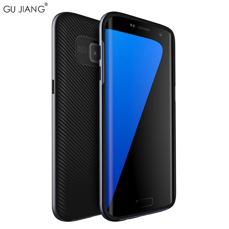Original GU JIANG Brand 2 IN 1 Case Dual-layer Sil...